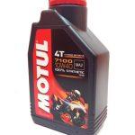 olio motore sintetico motul 7100 10W40